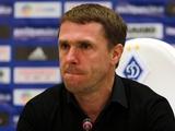 «Динамо» – «Заря» – 2:0. Послематчевая пресс-конференция