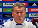 «Динамо» – «Металлург» З – 4:0. Послематчевая пресс-конференция