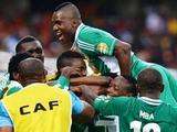 Нигерия с Брауном Идейе выходит в полуфинал Кубка Африки