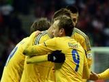 Украина забила три мяча в официальном матче впервые за 3,5 года