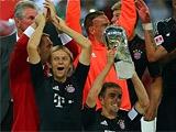 Тимощук поучаствовал в завоевании «Баварией» Суперкубка Германии