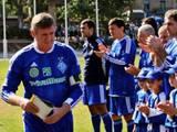 Ветераны «Динамо»: когда на высоте вратари