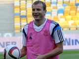 Олег ГУСЕВ: «Реброва по отчеству называл еще когда играли вместе»