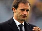 Аллегри начал работу в «Милане» с поражения