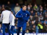 Азар: «Хочется помогать команде на поле, а не смотреть игру со скамейки»