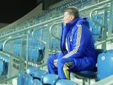 Михаил РАДУЦКИЙ: «До Нового Года Блохин не должен летать с командой на «выезды»