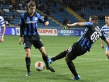 «Черноморец» — «Севастополь» — 2:0. После матча. Григорчук: «Этот период у нас — просто выдающийся»