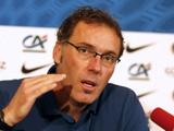 Лоран Блан: «В ПСЖ должны играть все, а не только Ибрагимович и Кавани»