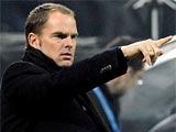 Де Бур будет тренировать «Аякс» до 2017 года