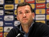 Андрей ШЕВЧЕНКО: «Динамо» показало себя очень сбалансированной командой»