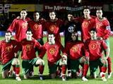 Сборная Украины дважды сыграет с Португалией