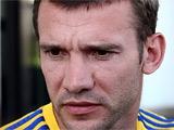 Андрей Шевченко: «Все довольны игрой с Эстонией»