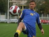 Евгений Левченко: «Уверен в победе сборной Украины»