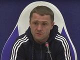Сергей РЕБРОВ: «Я бы не пошел работать в «Шахтер». Это даже не обсуждается»