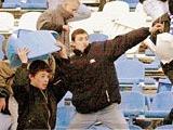 Во Франции создан отдел по борьбе с футбольными хулиганами