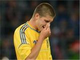 Ярослав Ракицкий не прибыл в сборную Украины