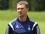 Сергей РЕБРОВ: «На сборах больше наблюдаем за структурой игры, а не за голами»