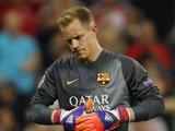Тер Штеген: «Хочу продолжить карьеру в «Барселоне»