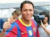 Адриано может сменить «Барселону» на «Интер»