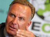 Румменигге: «Роббен не собирается уходить из «Баварии»