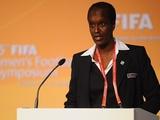 Лидия Нсерека из Бурунди стала первой женщиной в исполкоме ФИФА