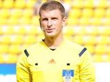 «Мариуполь» и «Динамо» рассудит Пасхал