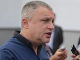 Игорь Суркис: «Нужно возобновить чемпионат с того места, на котором он был завершен»
