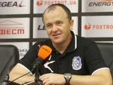 Будущее Дулуба в «Черноморце» решится после матча с «Динамо»