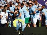 Манчестер Сити сделал для Зинченко и Ко феноменальный подарок за чемпионство с рекордами (фото+видео)