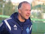 Кристиан МАХОВСКИ: «К сборам «Динамо» все готово»