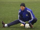 «Динамо» сегодня тренировалось без Блохина