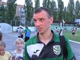 Александр Ковпак: «С таким составом «Полтава» может повыситься в классе»