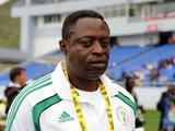 Умер бывший тренер сборной Нигерии Шаибу Амоду