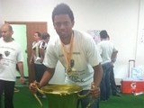Андре выиграл чемпионат штата Минас-Жерайс