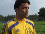 Эдмар ради сборной Украины перенес отпуск