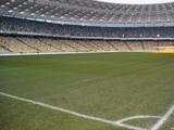 Газон «Олимпийского» готов к «Кривбассу»