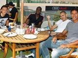 «Реал» провел общекомандный обед для улучшения атмосферы в коллективе