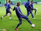 Сегодня сборная Украины опробует поле стадиона «Черноморец»