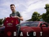 Официально. Диогу Далот – футболист «Манчестер Юнайтед»