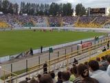 Во время матча на «Украине» умер болельщик