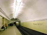 В московском метро произошла массовая драка между болельщиками «Зенита» и «Спартака»