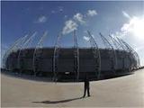 Стадион ЧМ-2014 строили зэки из б/у материалов