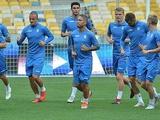 Сборная Украины решила не проводить тренировку на «Металлисте» за день до матча с Чехией