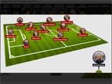 В сборной года uefa.com — шесть игроков «Барселоны» и Моуринью