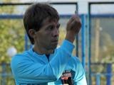 Львовский арбитр вступил в грубую перепалку с болельщиками