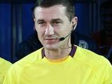 «Севастополь» и «Динамо» рассудит Можаровский