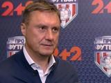 Александр Хацкевич: «На первом плане сейчас здоровье футболистов»
