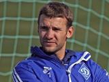 Андрей Шевченко: «Атмосфера на стадионе была потрясающая» (ВИДЕО)