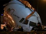 Сборная России ранее летала на разбившемся во Внуково Ту-204