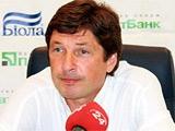«Арсенал» — «Ильичевец» — 1:2. После матча. Павлов: «Нам сегодня очень сильно повезло»